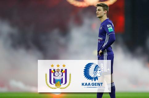 RSC Anderlecht - KAA Gent