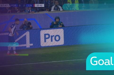 Goal: FC Porto 1 - 2 Liverpool, 68' Militão