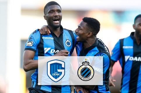 KRC Genk - Club Brugge