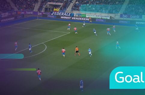 Goal: KRC Genk 3 - 1 Club Brugge, 80' Samatta