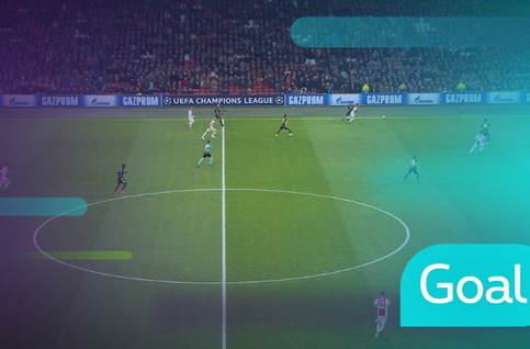 Goal: AFC Ajax 1 - 1 Juventus, 46' Neres