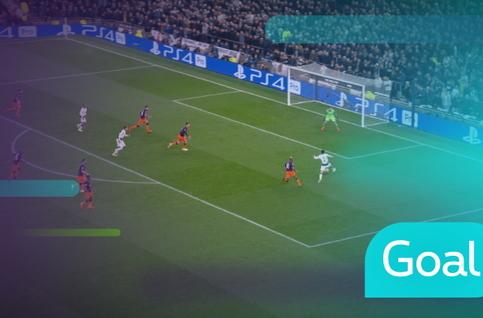 Goal: Tottenham Hotspur 1 - 0 Manchester City: 78, Son