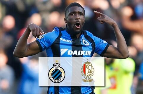 Club Brugge - Standard