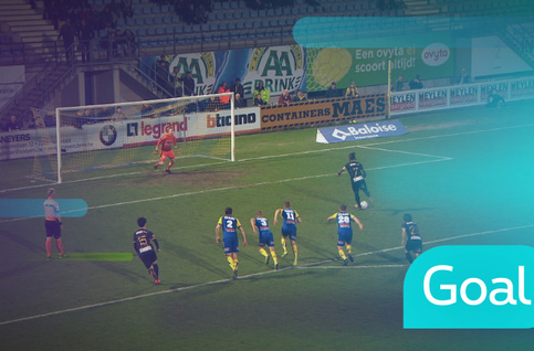 Goal: KVC Westerlo 1 - 2 STVV: 71', Kamada