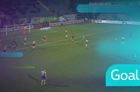 Goal: KVC Westerlo 1 - 1 STVV: 48', Kamada