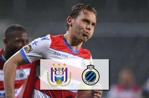 RSC Anderlecht - Club Brugge