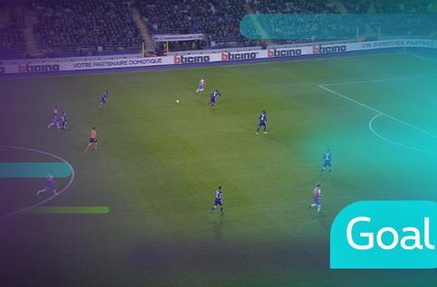 Goal: RSC Anderlecht 1 - 3 Club Brugge: 87', Danjuma
