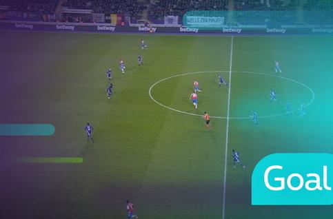 Goal: RSC Anderlecht 0 - 2 Club Brugge: 32', Dennis