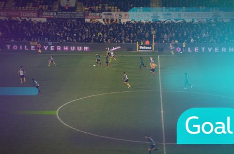 Goal: KSC Lokeren 3 - 1 Cercle Brugge: 69', Gakpe