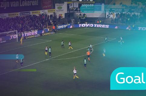 Goal: KSC Lokeren 2 - 0 Cercle Brugge: 35', Cevallos