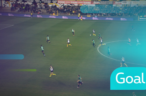 Goal: KSC Lokeren 1 - 0 Cercle Brugge: 27', Benchaib
