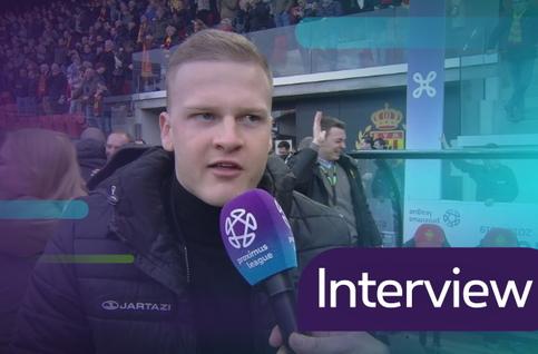 Interviews KV Mechelen (KV Mechelen - Beerschot Wilrijk)