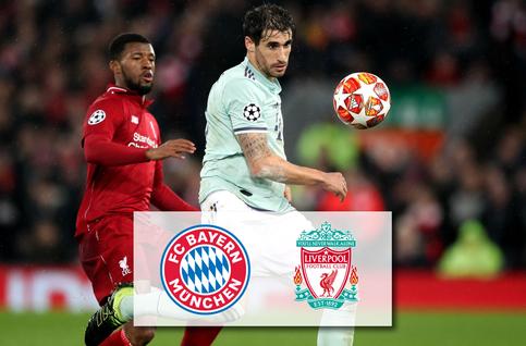Bayern München - Liverpool