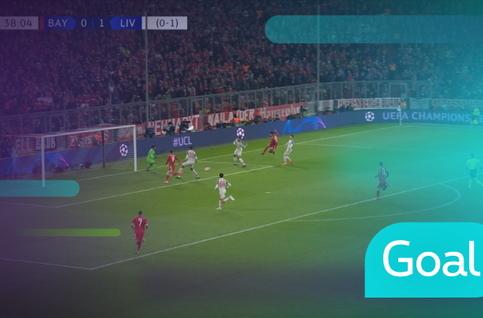 Goal: Bayern München 1 - 1 Liverpool : 39', Matip, o.g
