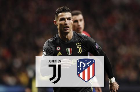 Juventus - Atlético Madrid