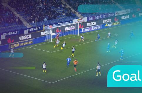 Goal: KRC Genk 1 - 0 KSC Lokeren: 77', Maehle