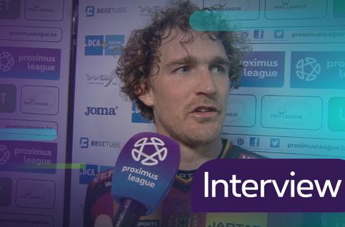 Interviews Beerschot Wilrijk - KV Mechelen (KV Mechelen)