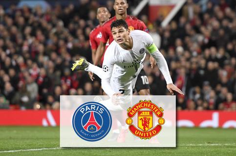 Paris SG - Manchester United