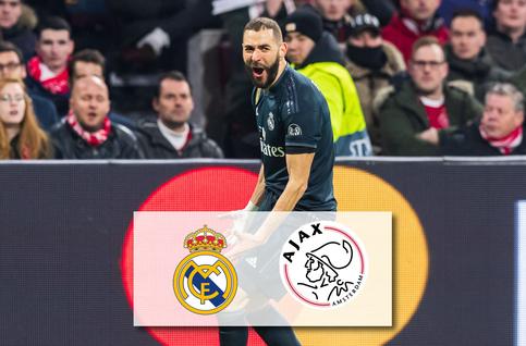 Real Madrid - AFC Ajax