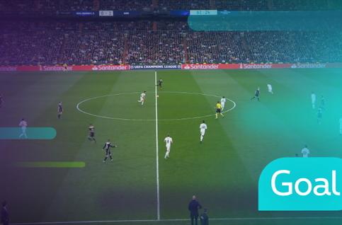 Goal: Real Madrid 0 - 3 AFC Ajax: 62', Tadic