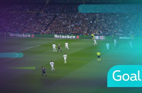 Goal: Real Madrid 0 - 2 AFC Ajax: 18', Neres