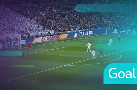 Goal: Real Madrid 0 - 1 AFC Ajax: 7', Ziyech