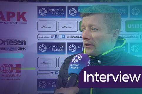 Interviews Lommel (Lommel SK - KV Mechelen)