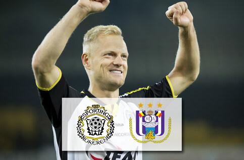 KSC Lokeren - RSC Anderlecht