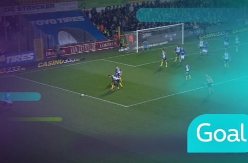Goal: KSC Lokeren 0 - 2 RSC Anderlecht: 67', Gerkens