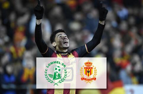 Lommel SK - KV Mechelen