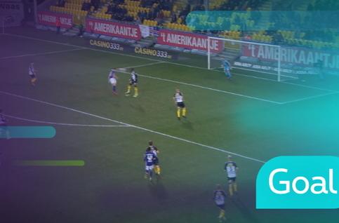 Goal: KSC Lokeren 0 - 1 RSC Anderlecht: 16', Santini