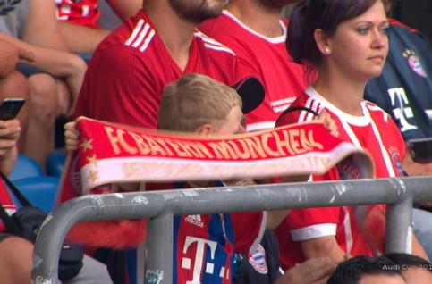 Résumé Bayern Munich - Fenerbahce