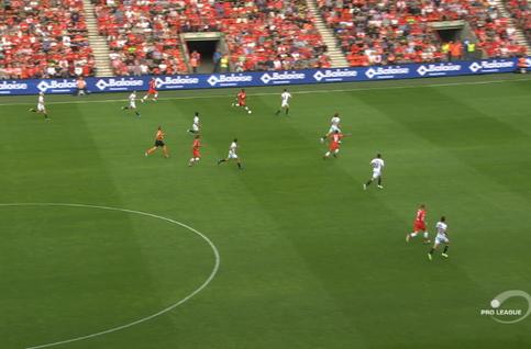 Goal: Standard 4 - 0 SV Zulte Waregem 75', Emond