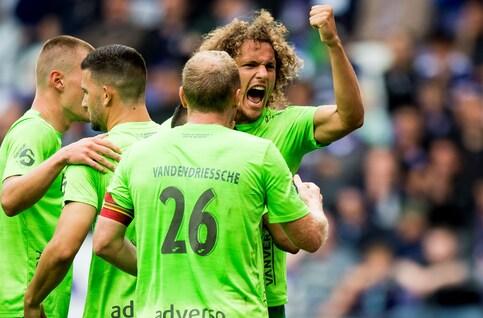 Samenvatting KV Oostende - Cercle Brugge