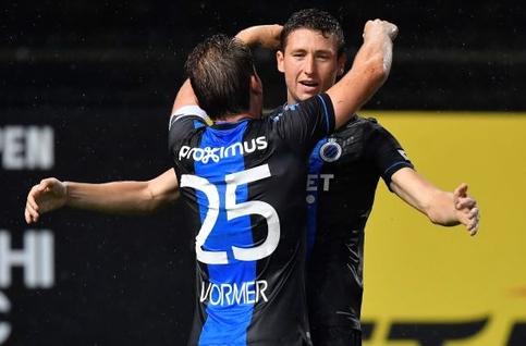 Résumé FC Bruges - Dynamo Kiev
