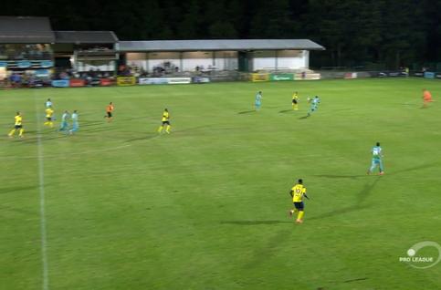 Goal: RE Virton 0 - 1 Union Saint Gilloise 53', Nielsen