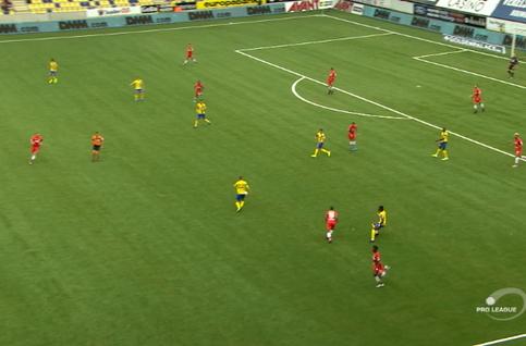 Goal: STVV 2 - 0 Standard 37', Massoudi