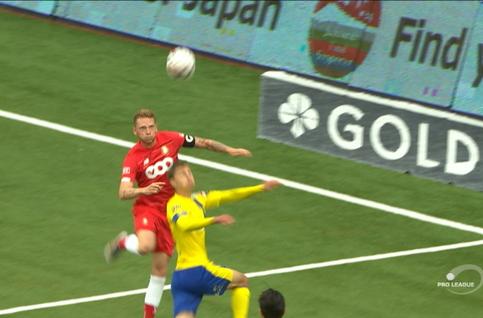 Penalty: STVV 2 - 1 Standard 58', Mpoku