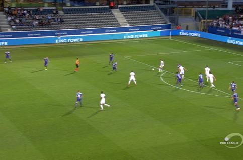 Goal: OH Louvain 1 - 0 Beerschot 14' Kotysch