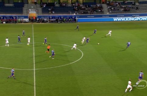 Goal: OH Leuven 2 - 0 Beerschot 25' Maertens