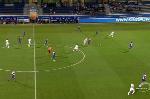 Goal: OH Louvain 2 - 0 Beerschot 25' Maertens