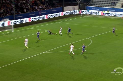 Goal: OH Louvain 3 - 0 Beerschot 52' Henry