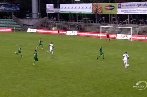 Goal: Lommel SK 0 - 2 RE Virton 67', Soumare