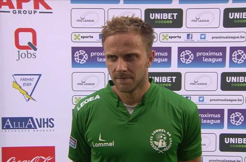 Interviews Lommel SK (Lommel SK - RE Virton)