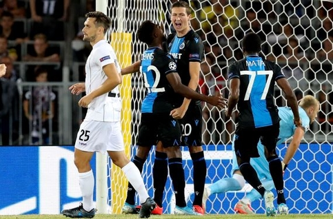 Samenvatting Club Brugge - Linz ASK