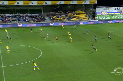 Goal: Waasland-Beveren 0 - 3 Charleroi 59' Nicholson
