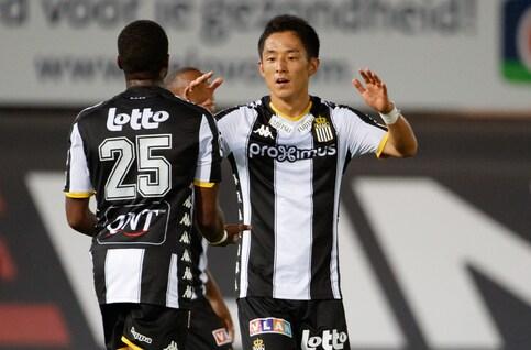 Samenvatting Waasland-Beveren - Sporting Charleroi