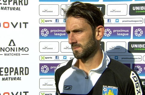 Interviews KVC Westerlo (RE Virton - KVC Westerlo)