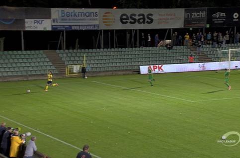 Goal: Lommel SK 1 - 1 Union Saint Gilloise 40' Vega