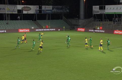 Goal: Lommel SK 2 - 2 Union Saint Gilloise 70' Vega